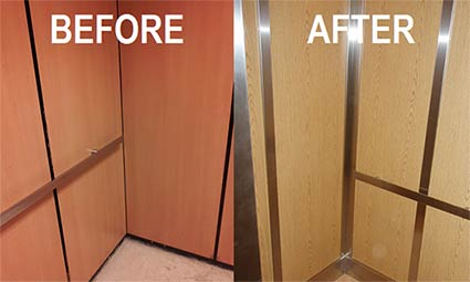 Elevator Interior Modernization Design Company in Toronto